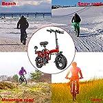 Alta-velocita-14-pieghevole-bici-elettrica-Ebike-250W-Motore-elettrico-da-bicicletta-con-48V-10AH-rimovibile-agli-ioni-di-litio-freni-a-disco-doppio-manico-pieghevole-Color-Red