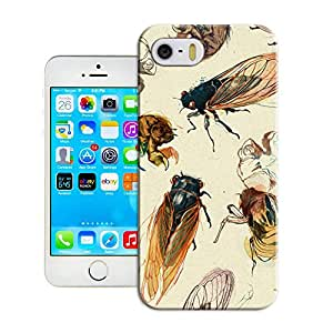 Summer cicadas famous art pattern durable top iPhone6 case 4.7 inches protection shell for sale by LeTian Case