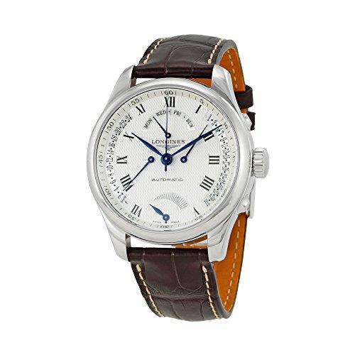Longines-Master-Retrograde-41mm-Silvered-Roman-Mens-Watch-L27144713