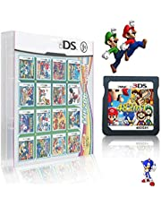 $29 » 482 in 1 Game Cartridge, DS Game Pack Card Compilations, Super Combo Multicart for Nintendo DS, NDSL, NDSi, NDSi LL/XL, 3DS, 3DSLL/XL, New 3DS, New 3DS LL/XL, 2DS, New 2DS LL/XL