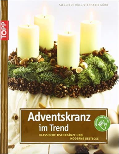 adventskranz trend frohe weihnachten in europa. Black Bedroom Furniture Sets. Home Design Ideas