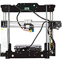 Portable DIY 3D Printer Kits Educational Desktop 3D Printer Print Size 220x220x240mm Full Metal Kits Portable DIY 3D Printer Kits Educational Desktop 3D Printer Full Metal Kits