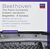 Coll. Ed: Beethoven: The Piano Concertos; Diabelli Variations; [6 CD]