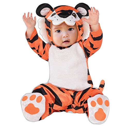 Suit Yourself Costumes for Halloween (6-12 Months, Tiny Tiger) -