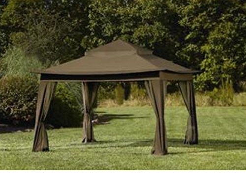 10 x 10 portable pop up Gazebo Canopy / Mosquito Netting