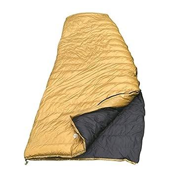 Image of Sleeping Bags AEGISMAX UL Goose Down Sleeping Bag Tapered Rectangular Down Sleeping Bag Super Light Backpacking Envelope Down Bag 800 Fill Gold