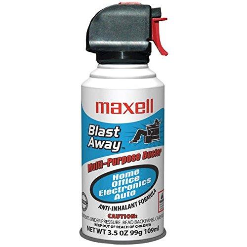 Maxell Balst Away Multi-Purpose Canned Air (190027) (Blast Air)