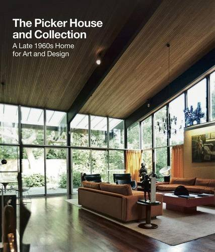 Picker House and Collection: A Late 1960s Home for Art and Design