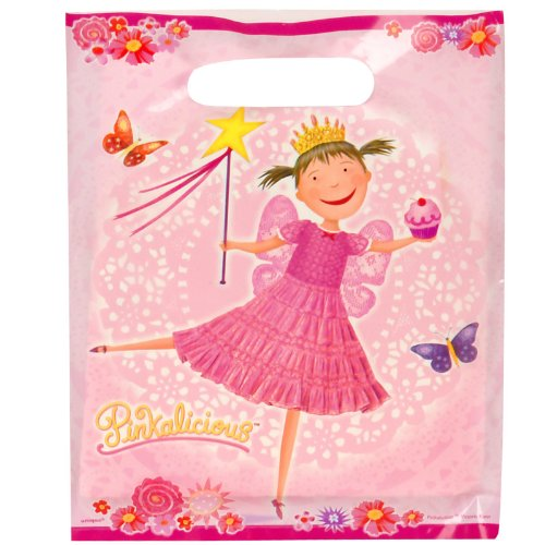Pinkalicious Treat Bags 8 count