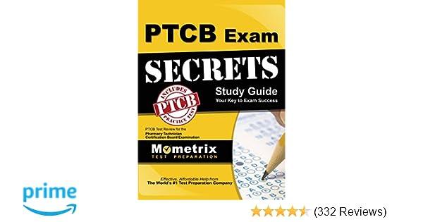 secrets of the ptcb exam study guide ptcb test review for the rh amazon com secrets of the ptcb exam study guide pdf PTCB Study Pages