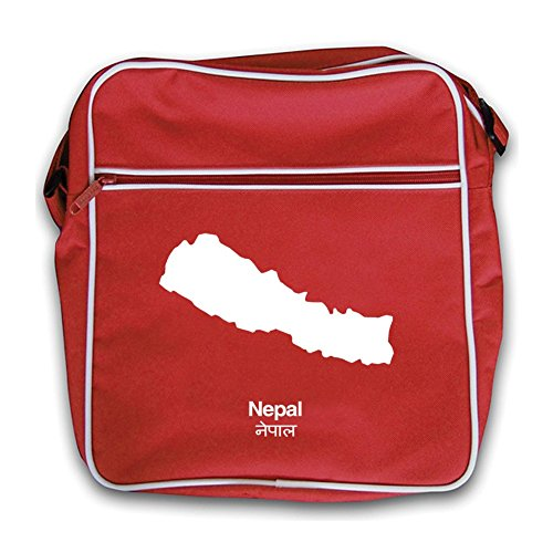 Silhouette Flight Namibia Silhouette Red Bag Red Retro Namibia USEqRqawI