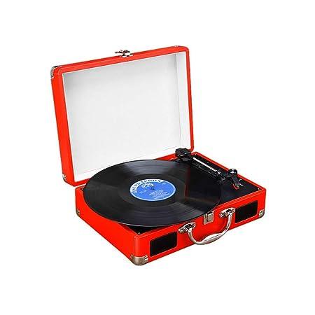 Gramófono Reproductor De Discos De Vinilo, Tocadiscos De ...