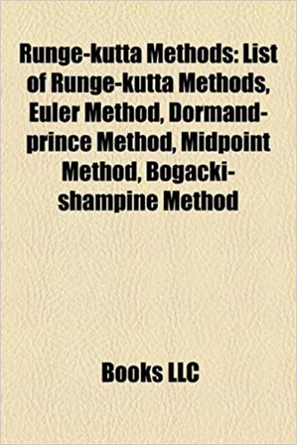 Buy Runge–kutta Methods Book Online at Low Prices in India | Runge