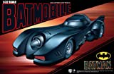 Aoshima Models Batmobile from Batman Returns Vehicle Model Building Kit, 1/32 Scale