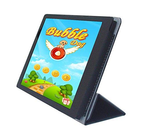 iShoppingdeals PU Leather Folding Folio Cover Case for Gigaset 8