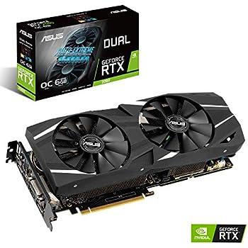 Amazon com: ASUS ROG STRIX GeForce RTX 2060 Overclocked 6G