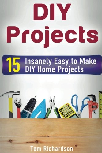 Diy Projects 15 Insanely Easy To Make Diy Home Projects Richardson Tom 9781542428842 Amazon Com Books,Small Apartment Bedroom Layout