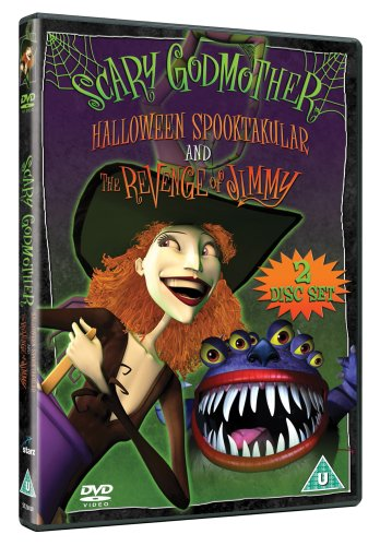 Scary Godmother 1 & 2 Double Pack [Reino Unido] [DVD]: Amazon.es: Scary Godmother: Cine y Series TV