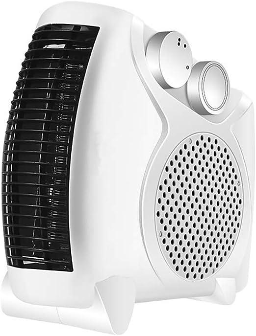 ZLofe Portátil Calefactor Eléctrico, Calentador de Ventilador Mini ...