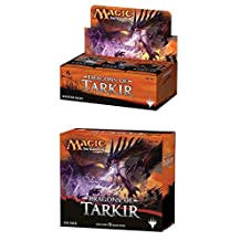 Bundle - Magic: the Gathering: Dragons of Tarkir - Box Fat Pack Combo (1 Booster Box & 1 Fat Pack) by Magic: the Gathering