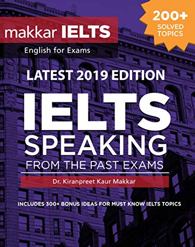 IELTS Speaking From The Past Exams Paperback – 1 January 2017