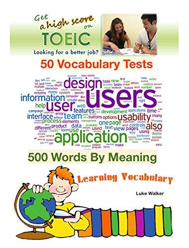 Toeic Test Ebook