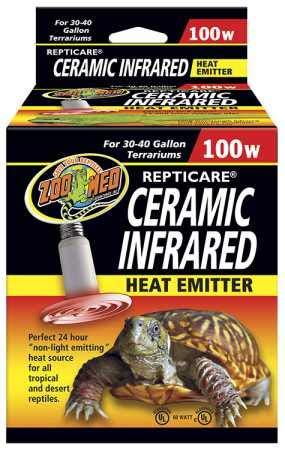 Zoo Med Repticare Infared Ceramic Heat...