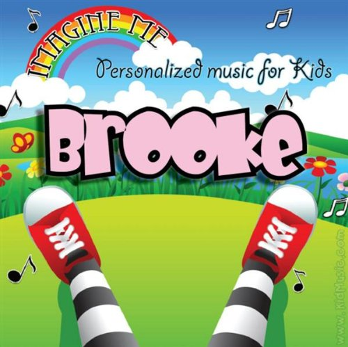 Birthday Song Personalized Happy (Brooke's Personalized Happy Birthday Song (Brook))
