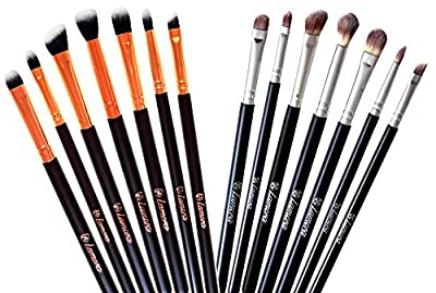 7 Piece Eye Brush Set