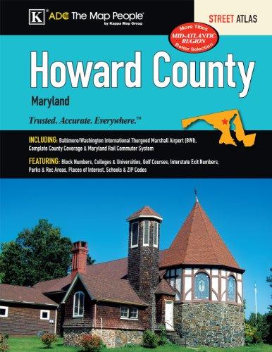 Howard County, MD Street Atlas
