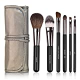 Best Affordable Makeups - Docolor Wooden Handle Professional Makeup Brush Set – Review