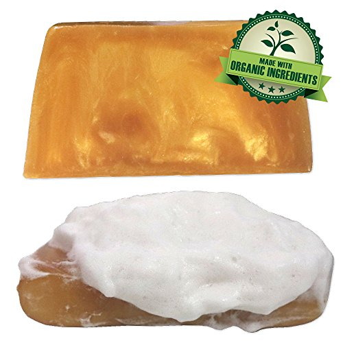 Face Soap Bar Anti-Aging Face Wash Handmade Bar Soap Organic Soap for Men Women (Ginseng trapezoid bar 100g) (100g Soap Bar)