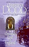 The Greatest Lover in All England by Christina Dodd front cover