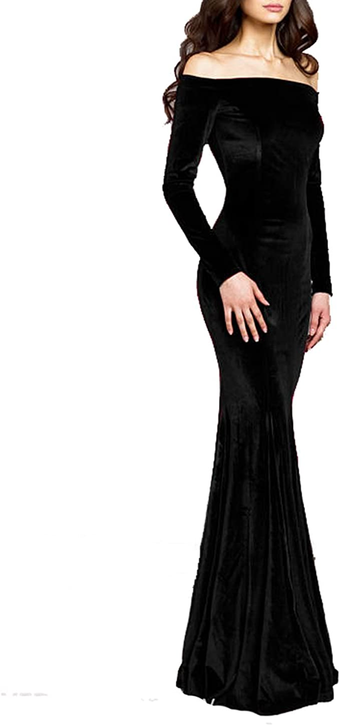 Evening Gown Long Prom Party Dress