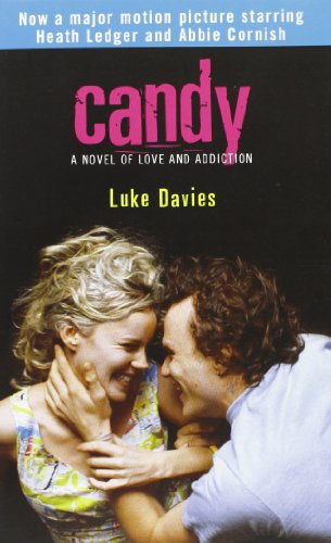 book cover of Candy