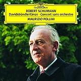 Schumann: Davidsbundlertanze, Concert sans