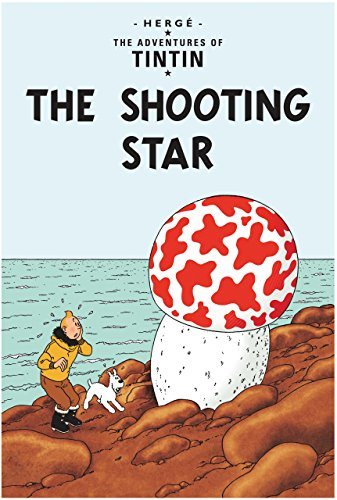 Tintin Shooting Star by Herge