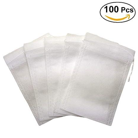 Bolsitas de bolsas de té Filtro versátil confeccionado en ...