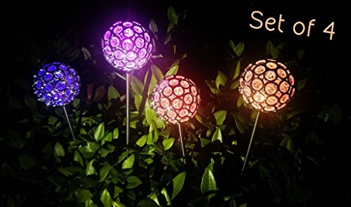 Solar Lighted Lawn Ornaments in Florida - 8