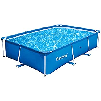 Amazon Com Intex 12ft X 30in Metal Frame Pool Set With