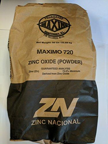 Zinc Oxide Powder - Agricultural Grade - 50lb Bag