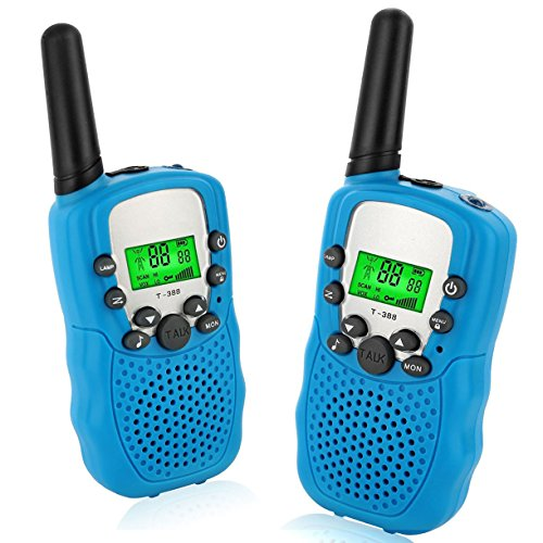 Toptoy Toys For 3 12 Year Old Boys Walkie Talkies For Kids Toys For