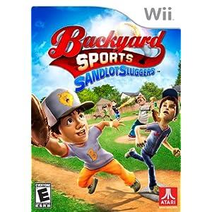 Sandlot Sluggers - Nintendo Wii