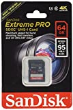 SANDISK SECURE DIGITAL 64GB EXTREME PRO - SDSDXPA-064G-A75