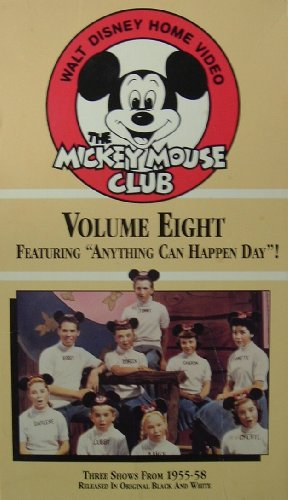 Mickey Mouse Club Volume 8: Anything Can Happen Day!
