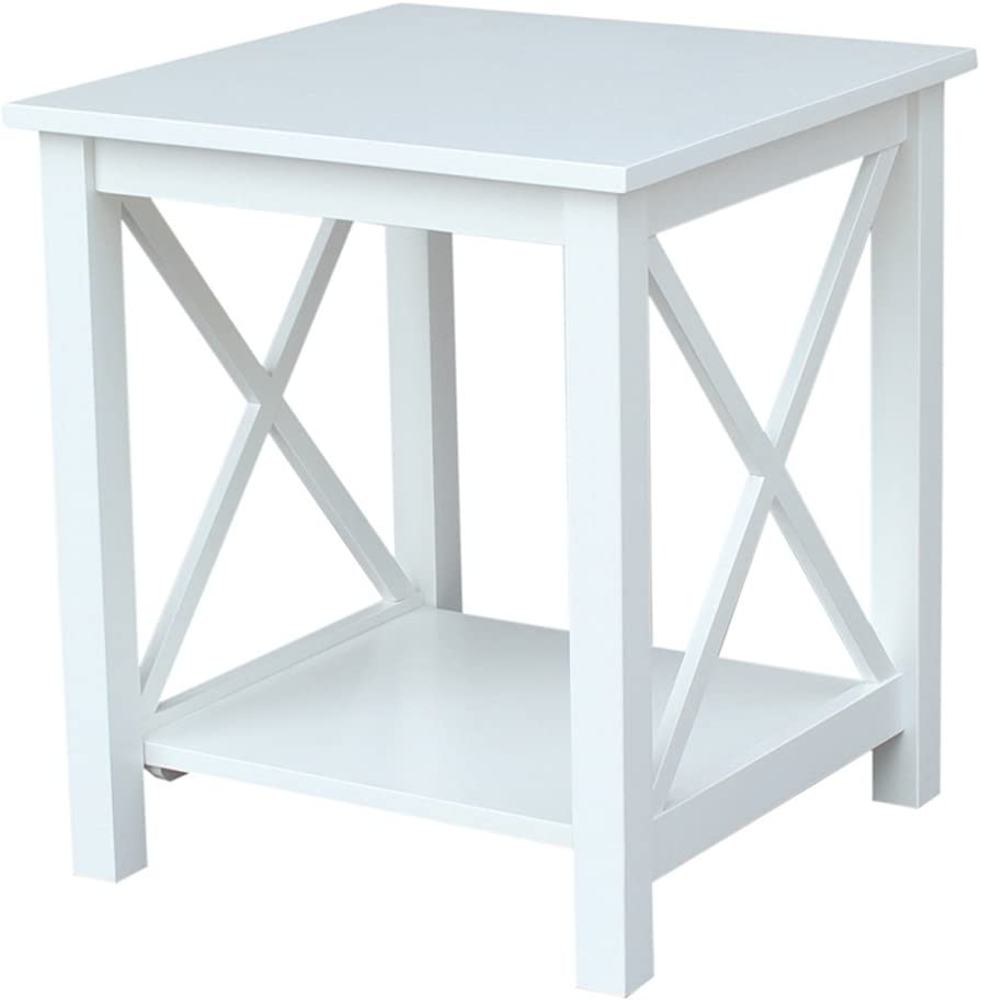 International Concepts Living Room End Table