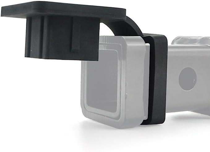 SUV 2/'/' Trailer Hitch Cover Plug Tubing Plastic Receiver Cover Cap Dust ProIJZP2