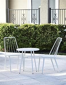 Productos de Cosco jardín de 3piezas Cottage Metal Set