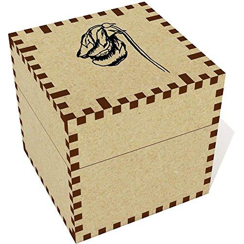 (Azeeda Medium (57mm) 'Sweet Pea' Jewellery / Trinket Box (JB00006206))