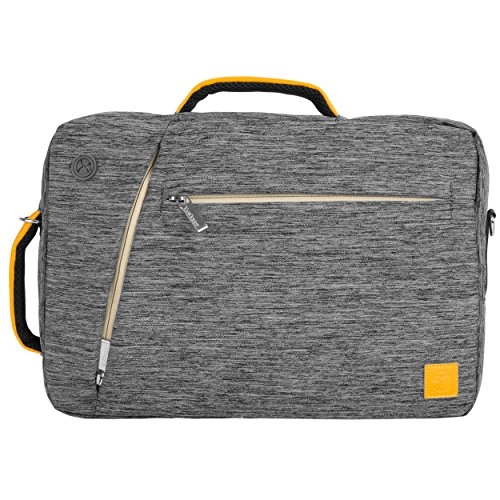 Slate 3 in1 Laptop Backpack Messenger Bag for Samsung 15.6 inch Laptops